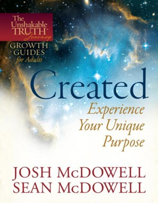 Created - Experience Your Unique Purpose - eBook  -     By: Josh McDowell, Sean McDowell