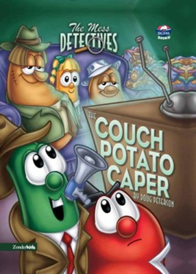 The Mess Detectives: The Couch Potato Caper - eBook  -     By: Doug Peterson