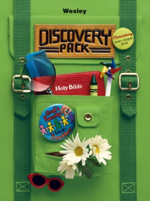 Wesley: Elementary Discovery Pack (Craft Book), Summer 2018  -