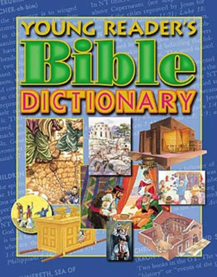 Young Reader's Bible Dictionary - eBook  -     By: Peg Augustine