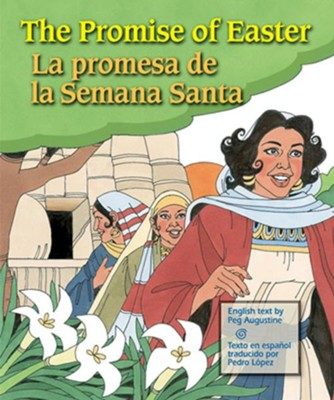 The Promise of Easter - eBook  -     By: Peg Augustine, Pedro Lopez