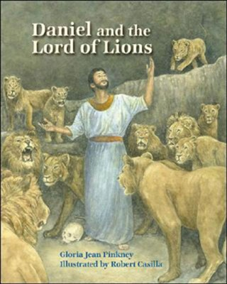 Daniel and the Lord of Lions - eBook  -     By: Gloria Jean Pinkney