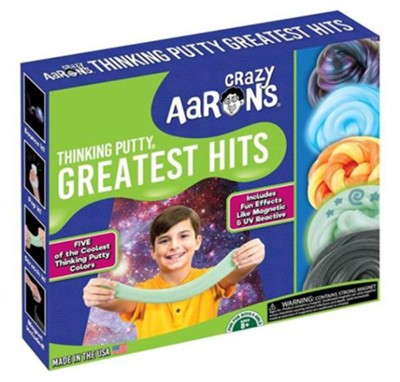 Thinking Putty, Greatest Hits  -