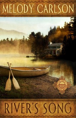 River's Song, The Inn at Shining Waters - eBook  -     By: Melody Carlson