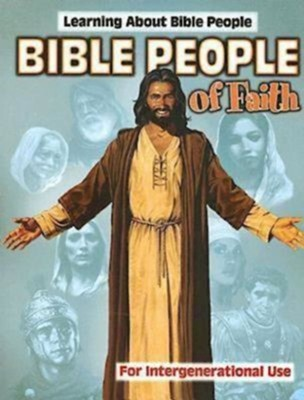 Bible People of Faith - eBook  -     By: Marcia Stoner