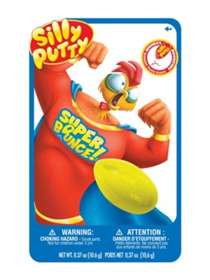 Silly Putty Super Bounce  -