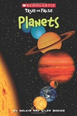 Planets  -     By: Melvin Berger