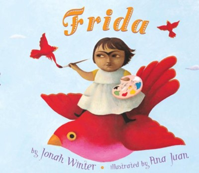 Frida   -     By: Jonah Winter