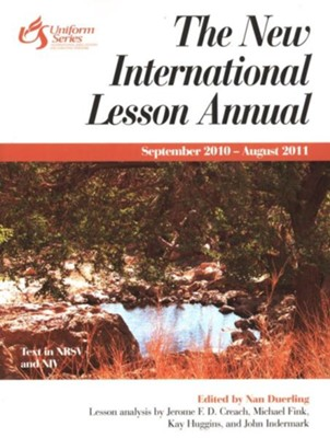 New International Lesson Annual 2010-2011 - eBook  -     Edited By: Nan Duerling     By: Nan Duerling, ed.