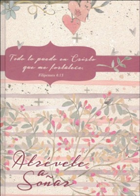 Atreve a so&#241ar cuaderno de notas (Dare to Dream Journal)  -