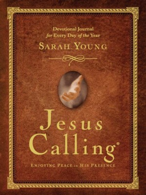 Jesus Calling: A 365 Day Journaling Devotional - eBook  -     By: Sarah Young