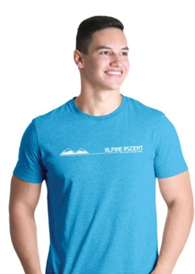 Alpine Ascent: Adult T-Shirt, 4X-Large  -