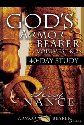 God's Armorbearer 40-Day Devotional and Study Guide - eBook  -     By: Terry Nance