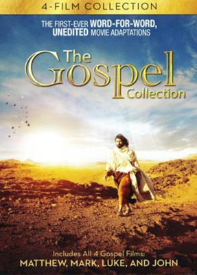 The Gospel Collection DVDs   -
