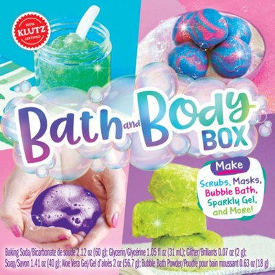 Bath and Body Box  -