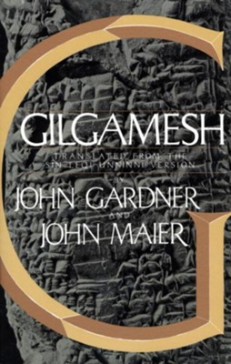 Gilgamesh - eBook  -     By: John Gardner, John Maier, Richard Henshaw