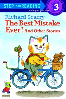 The Best Mistake Ever! and Other Stories - eBook  -     By: Richard Scarry
