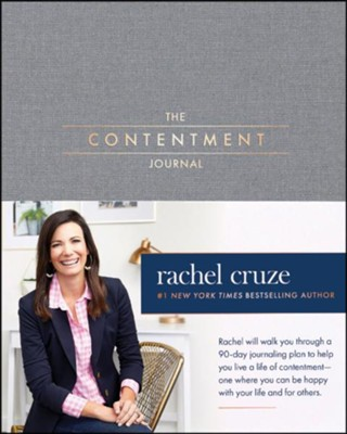 The Contentment Journal  -     By: Rachel Cruze