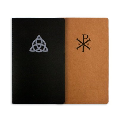 Ancient Christian Symbols Journal; 2 Pack Set   -