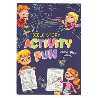 Bible Story Activity Fun  -