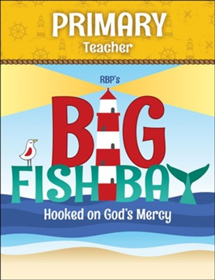 Big Fish Bay: Primary Teacher Book (KJV)  -     By: Big Fish Bay