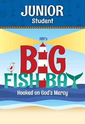 Big Fish Bay: Junior Activity Sheets (KJV)  -     By: Big Fish Bay