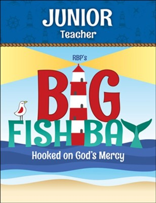 Big Fish Bay: Junior Teacher Book (NKJV)  -     By: Big Fish Bay
