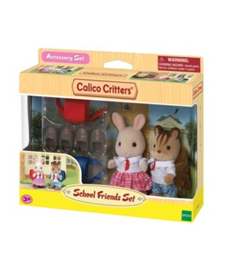 Calico Critters, School Friends Set  -