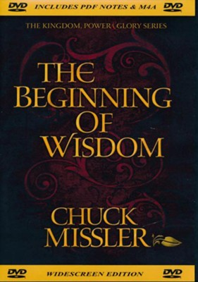 Beginning of Wisdom, DVD   -     By: Chuck Missler