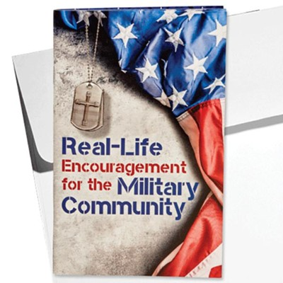Real-Life Encouragement for the Military Community Softcover  -