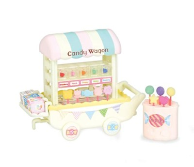 Calico Critters, Candy Wagon  -