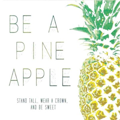 Be A Pineapple Magnet  -
