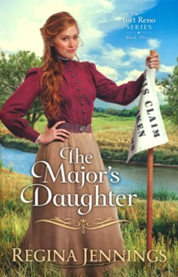 The Major's Daughter #3  -     By: Regina Jennings