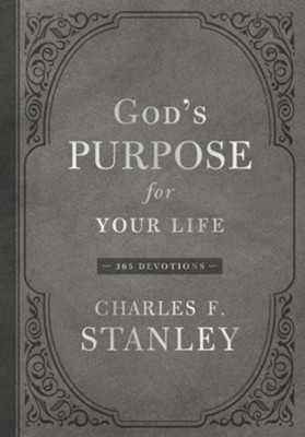 God's Purpose for Your Life: 365 Devotions  -     By: Charles F. Stanley