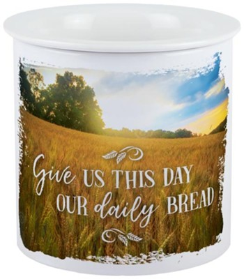Give Us This Day Our Daily Bread Dip Chiller  -