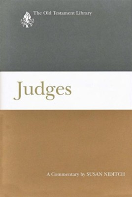 Judges: Old Testament Library [OTL] (Hardcover)   -     By: Susan Niditch