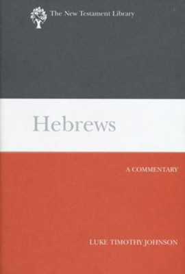 Hebrews: New Testament Library [NTL] (Hardcover)   -     By: Luke Timothy Johnson