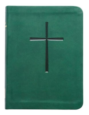 The 1979 Book of Common Prayer: Morehouse Edition Green   -