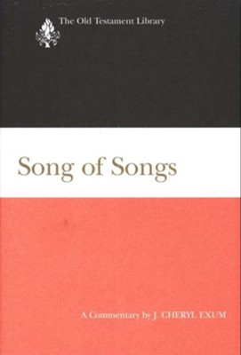Song of Songs: Old Testament Library [OTL] (Hardcover)   -     By: J. Cheryl Exum