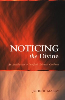 Noticing the Divine: An Introduction to Interfaith Spiritual Guidance  -     By: John Mabry
