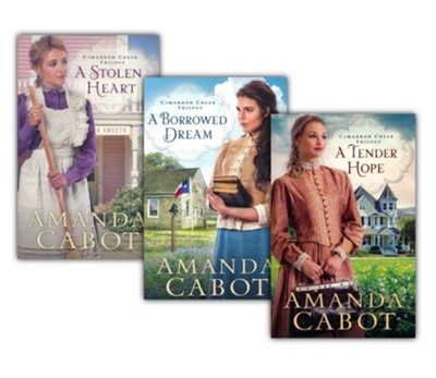 Cimarron Creek Trilogy, Volumes 1-3  -