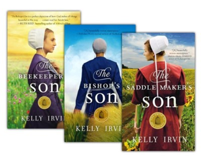 The Amish of Bee County Series, Volumes 1-3  -