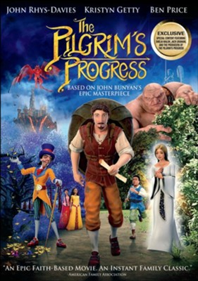 The Pilgrim's Progress, Exclusive DVD   -