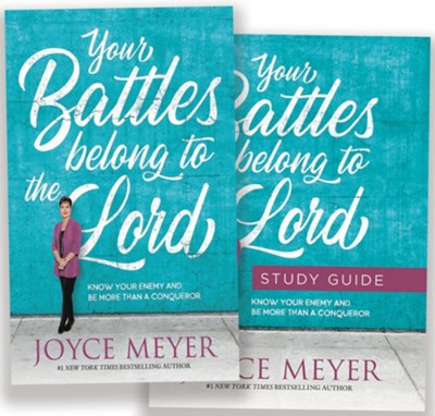 Your Battles/Book & Study Guide, 2 Volumes  -