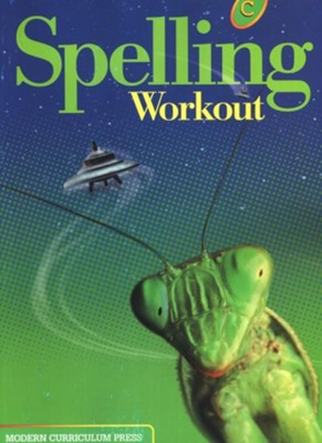 Spelling Workout 2001/2002 Level C Student Edition   -