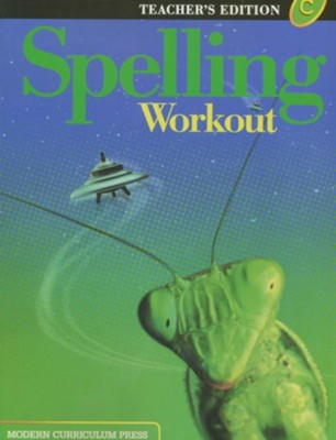 Spelling Workout 2001/2002 Level C Teacher Edition   -