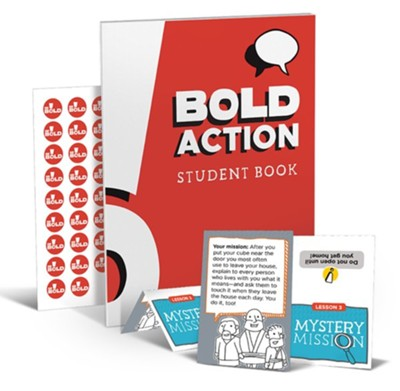 Be Bold Value Set for 10 Students, Winter 2019-20   -