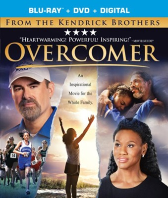 Overcomer, Blu-ray/DVD/Digital   -