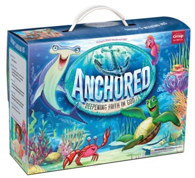 Anchored Starter Kit - Group Weekend VBS   -     By: Anchored