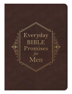 Everyday Bible Promises for Men  -